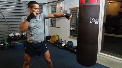 boxing training and fitness